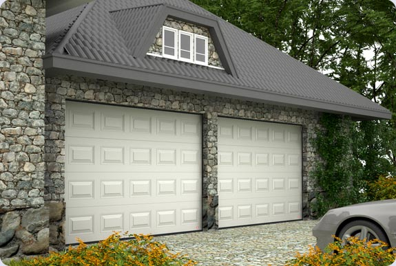 segmentowe bramy garażowe