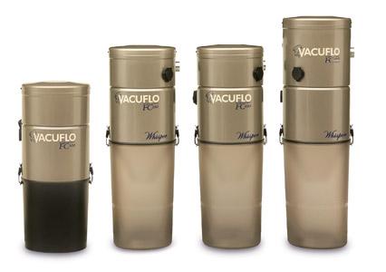 Vacuflo odkurzacz centralny filtered cyclonic